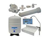 Components for Residential RO Systems