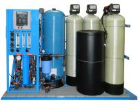PW Series - Packaged RO System Water Plant 1,800 to 9,500 GPD