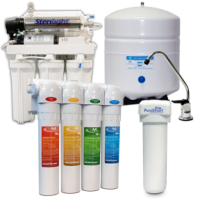 Home Point-of-Use Reverse Osmosis Systems