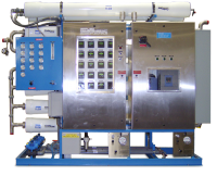 Custom Seawater Desalination RO Systems