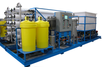 K Series - Industrial RO Systems 28,800 to 460,000 GPD