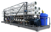 S Series Seawater Reverse Osmosis Systems - 2,000 to 100,000 GPD