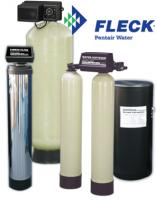 Media Filtration Systems with Fleck Valve Controls