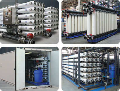 Commercial & Industrial Membrane Systems
